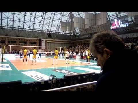 """Anche Kiraly a Ravenna per l'addio a """"Ico"""" Tabanelli - VIDEO"""