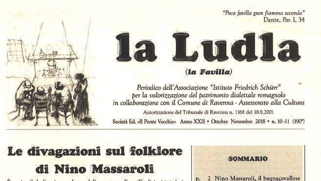 """""""La Ludla"""", la voce culturale della Romagna fa faville"""