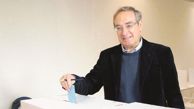 «Il  voto a Pizzolante? Preparatorio per governare insieme alla destra»