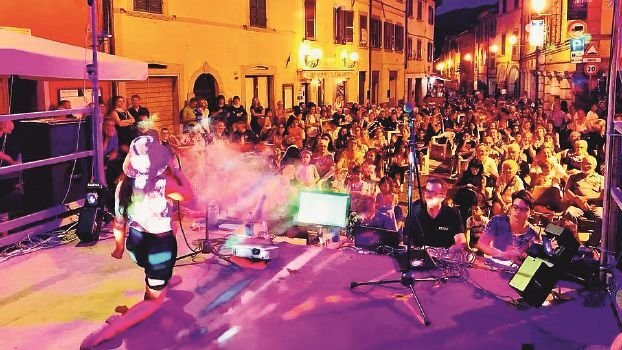 """Galeata's got talent"", dilettanti di successo"