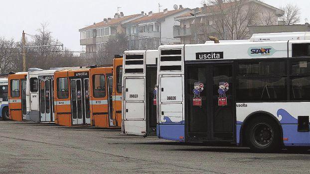"""""""Protesta infettiva"""" degli autisti del bus, dopo 6 anni a Cesena si va verso una pace giudiziaria"""