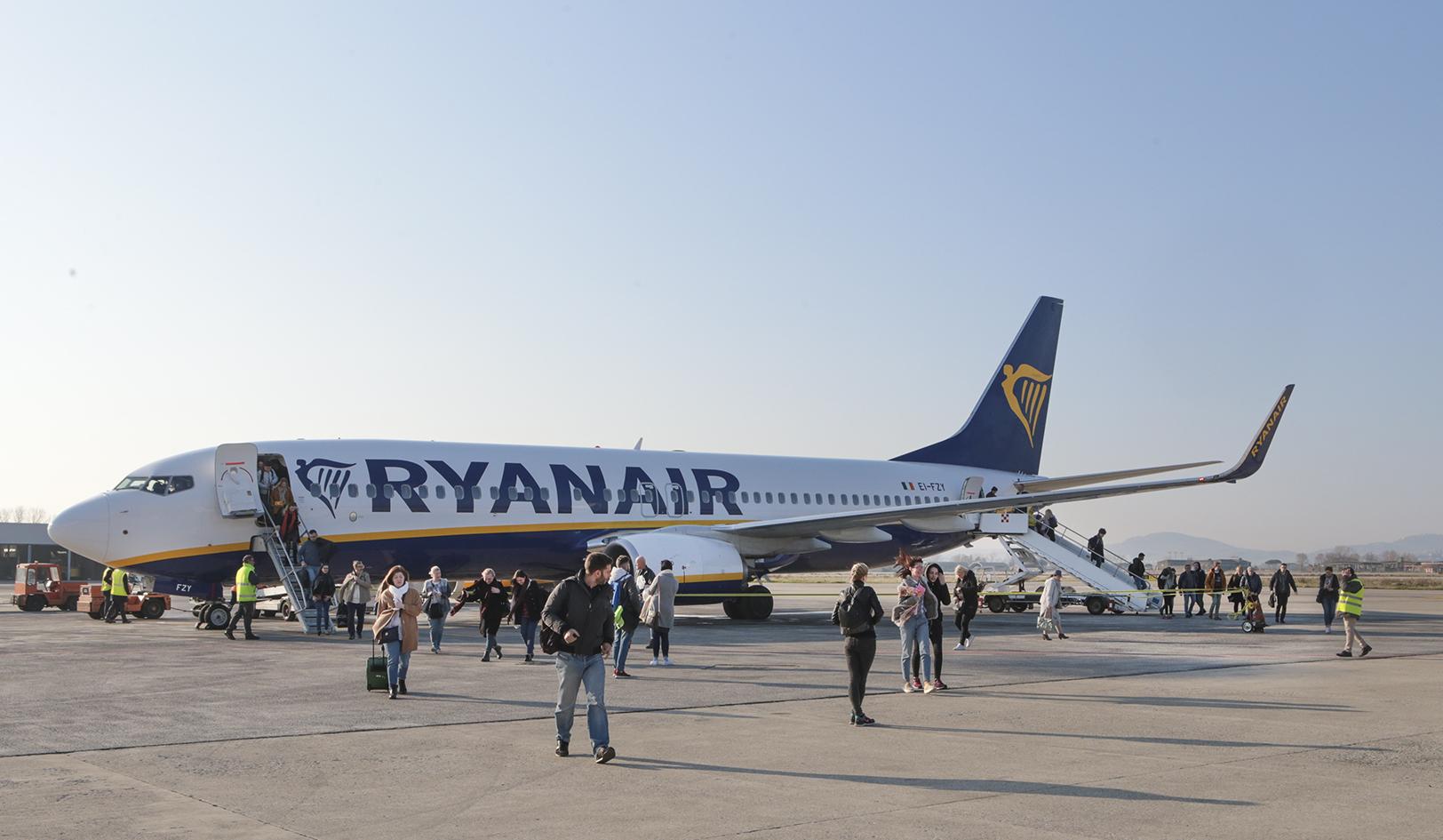 Aeroporto di Rimini, si vola dalla Russia a Monaco