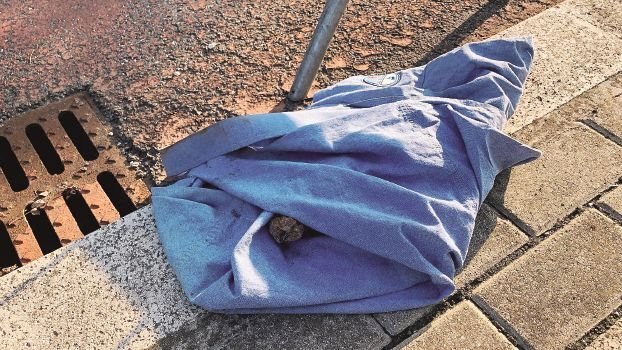A Cesena trovato ordigno bellico inesploso abbandonato sulla ciclabile