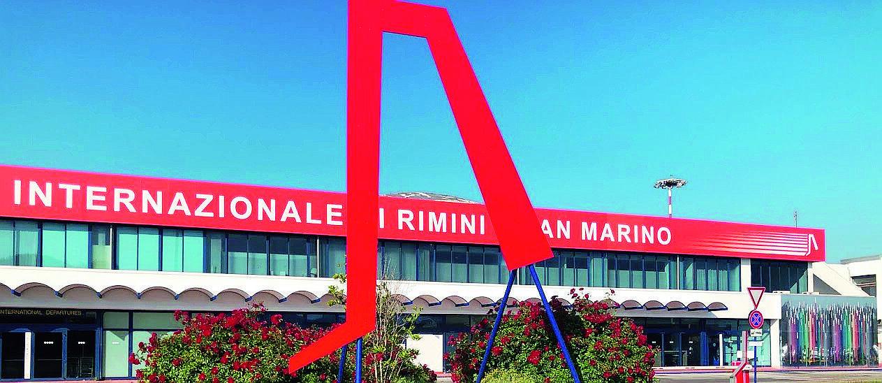 Aeroporti intelligenti e tour virtuali, Rimini si proietta nel futuro