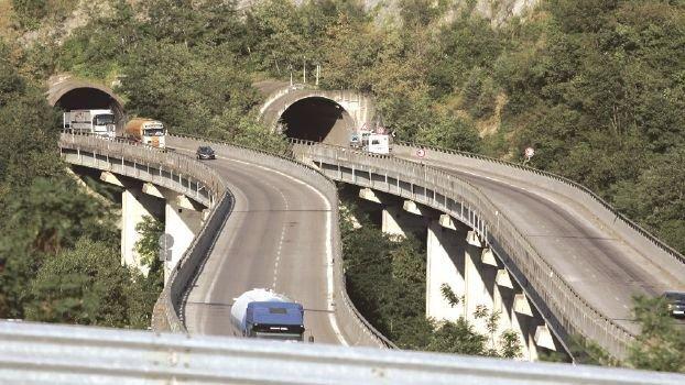 Dalla chiusura della E45 danni all'autotrasporto per 27 milioni