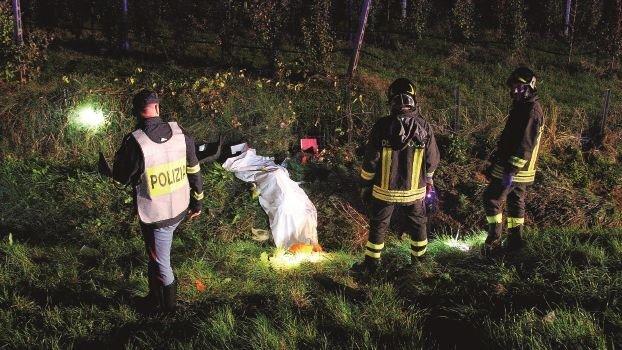 Cesena, tragica sbandata mentre torna da corso di lavoro, muore 36enne