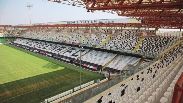Fideiussione per i lavori allo stadio di Cesena: 1,9 milioni da pagare