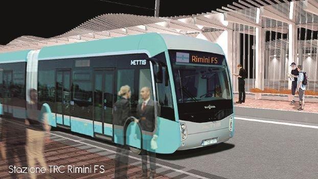 Metromare, in autunno la sperimentazione dei mezzi