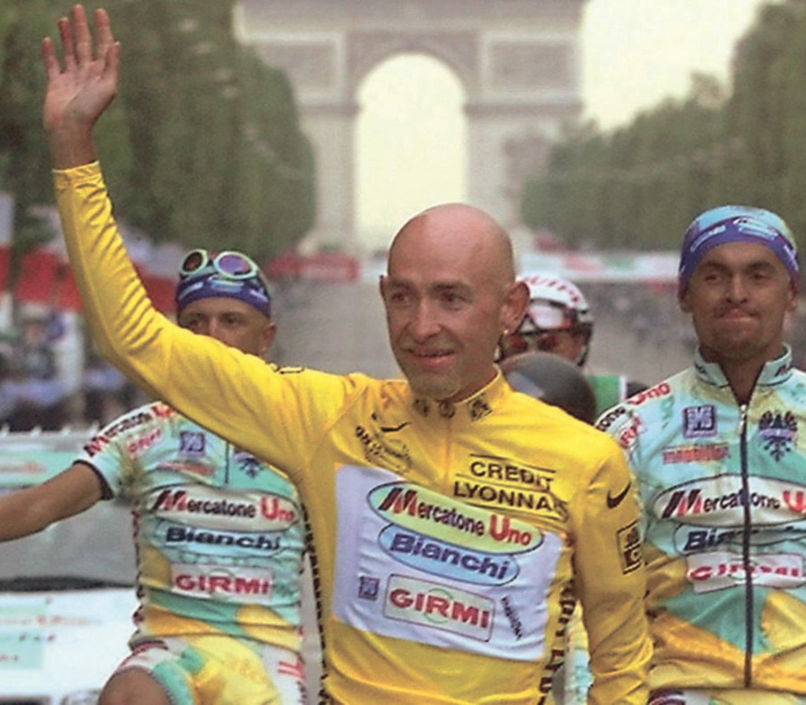 Modena celebra Pantani e l'accoppiata Giro-Tour col papà del campione