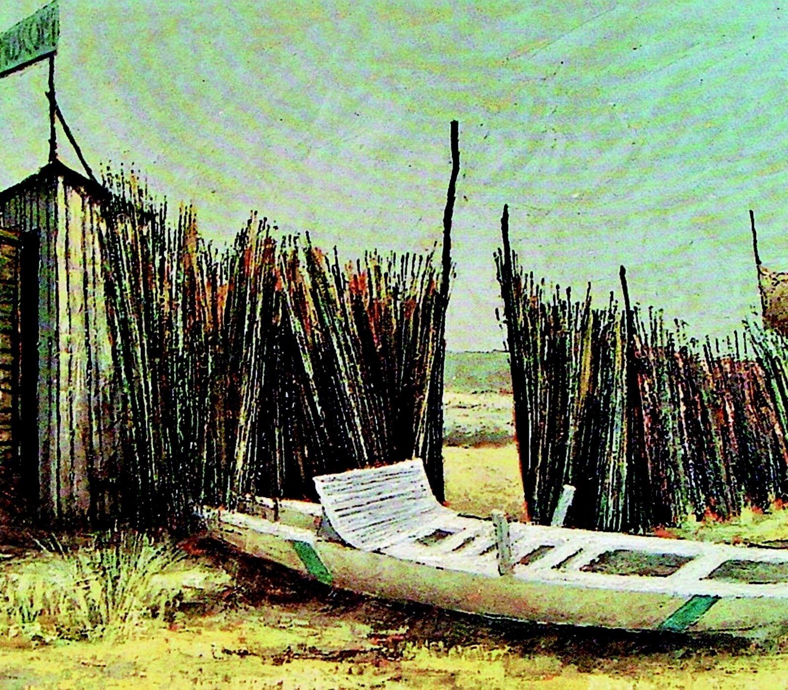 Il moscone, icona che si ritrova nell'opera di tanti artisti