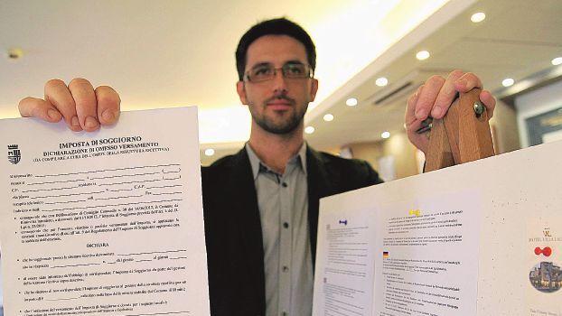 Imposta di soggiorno a rimini aumenti dal 1 gennaio da for Soggiorno rimini