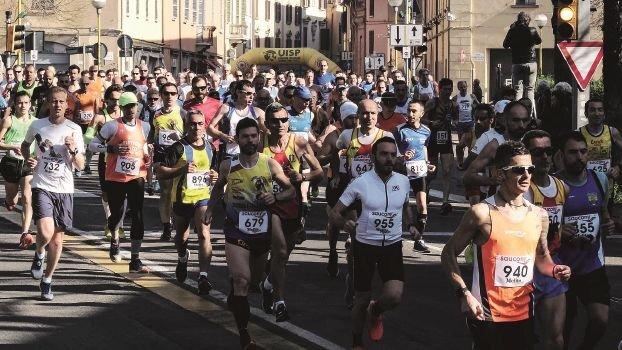 """Marco Ercoli è il re di Imola, ben 2.600 runner alla """"Corri con l'Avis"""""""