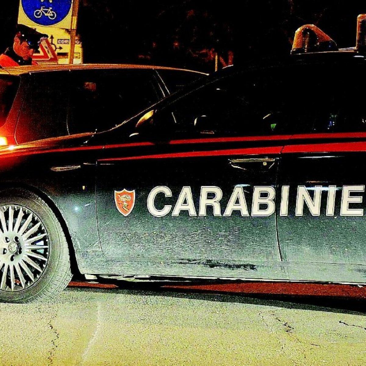 Mazza e droga in auto a Castel San Pietro, nei guai 27enne