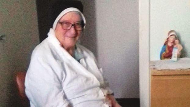 Morta suor Giustina, alla materna di Montiano per 60 anni