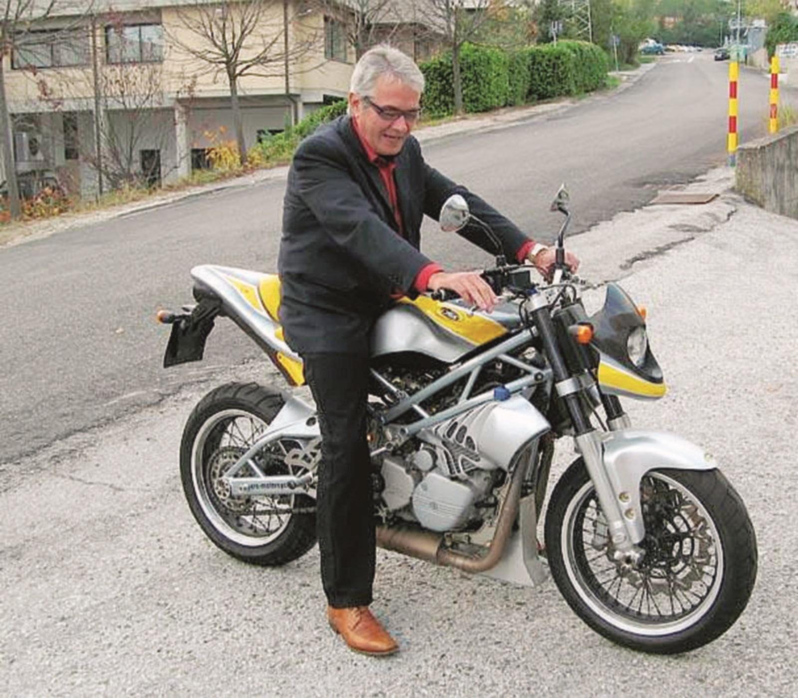 In vista del MotoGp Rimini rende omaggio al designer Massimo Tamburini