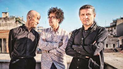 Peppe Servillo trio, Parientes e tango