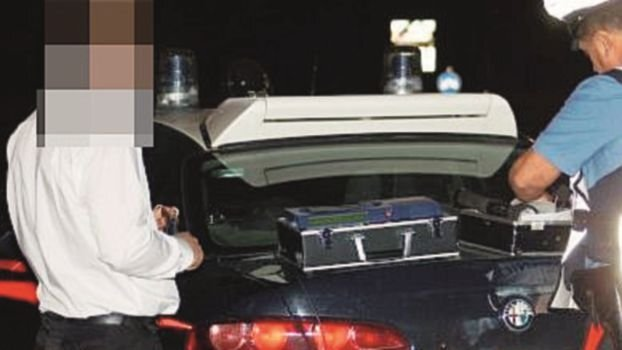 Provoca incidente a Bertinoro e fugge, denunciato 46enne