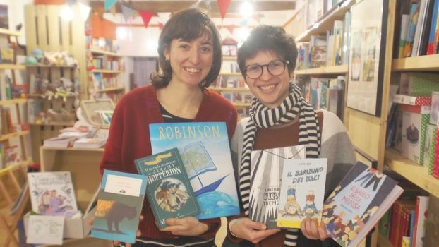 Ravenna, bimbi e libri sotto l'albero, c'è il boom di regali