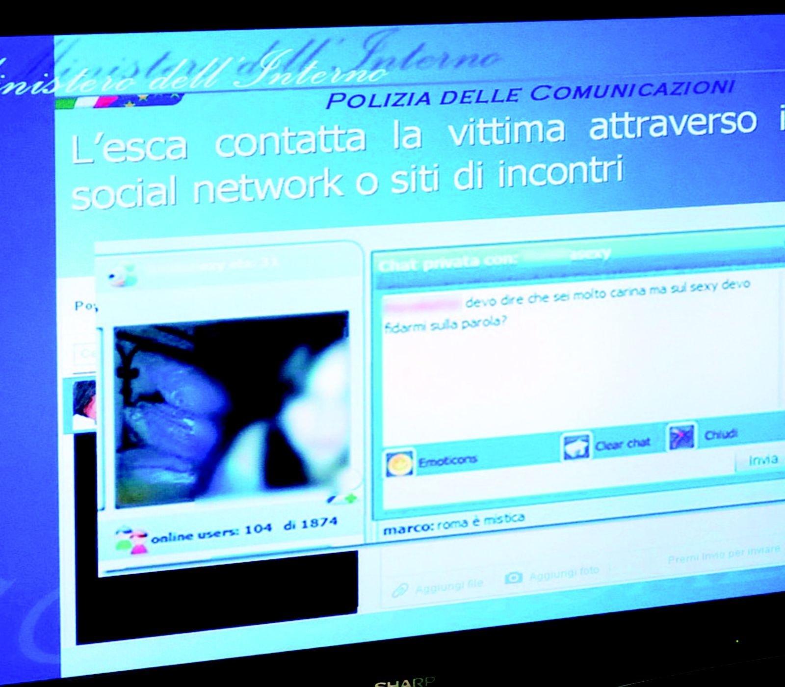 polizia uso siti di incontri Lirik Lagu agenzia di incontri Cyrano