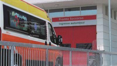 Forlì, finge un malore per saltare la fila al pronto soccorso