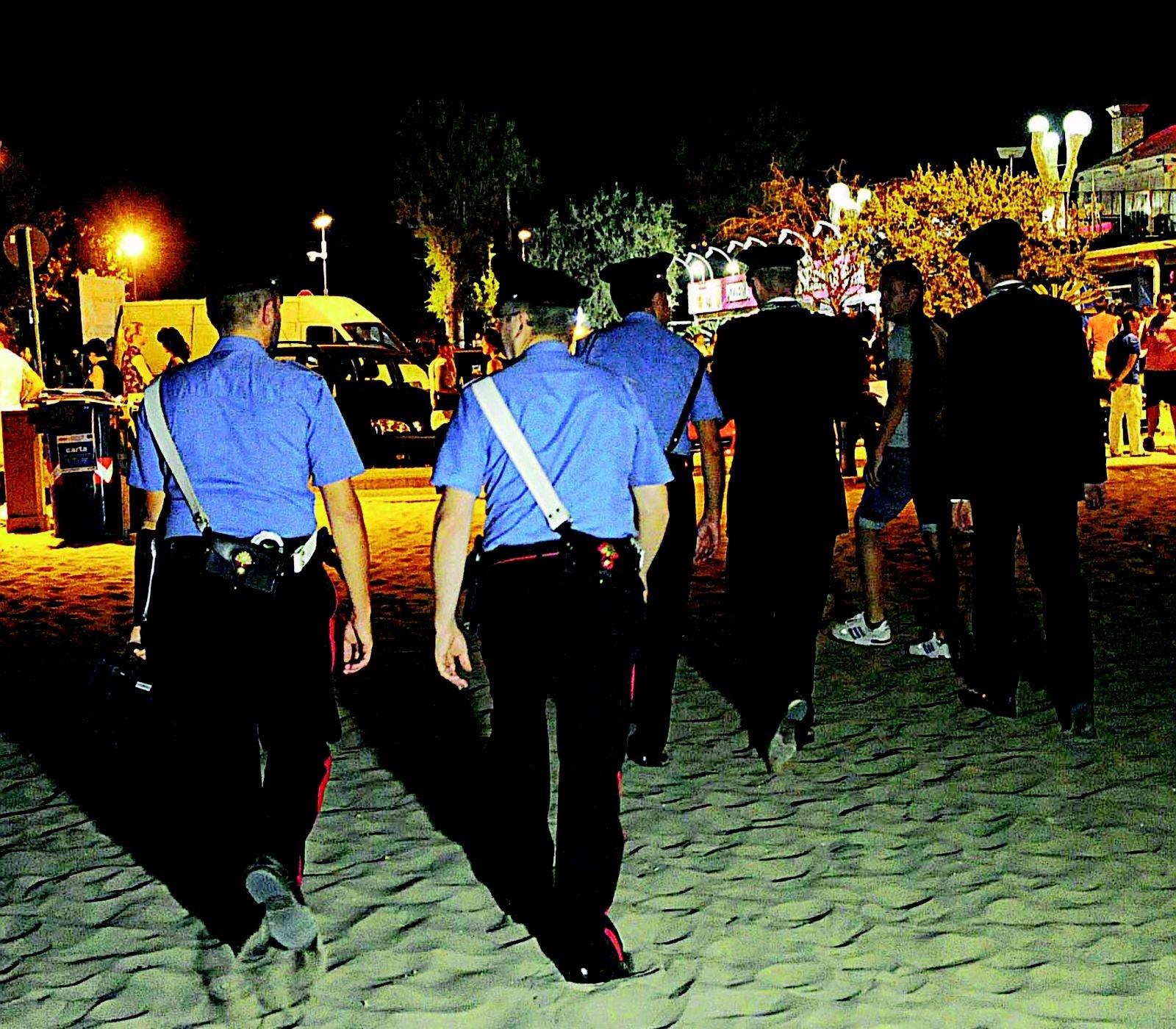 Rapina in pineta a Lido di Classe, arrestati due minori di Forlì