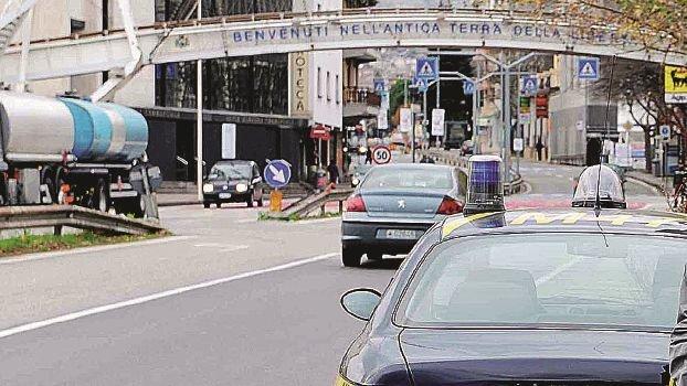 Dieci velox a San Marino, da lunedì via alle multe