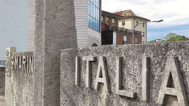 San Marino, chiusi i varchi di confine secondari