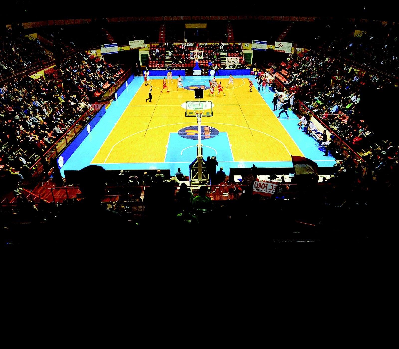 Basket, ecco le partite precampionato dell'Unieuro Forlì