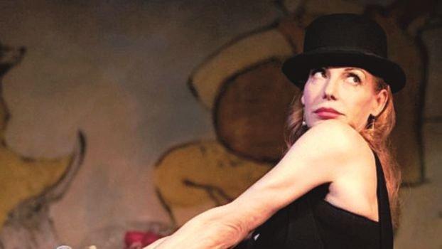 Ute Lemper a Cesena è Marlene Dietrich voce e corpo