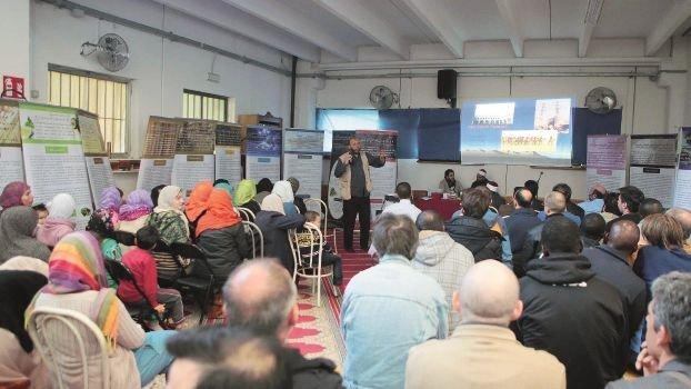 Vigili al centro islamico di Cesena per verifiche edilizie