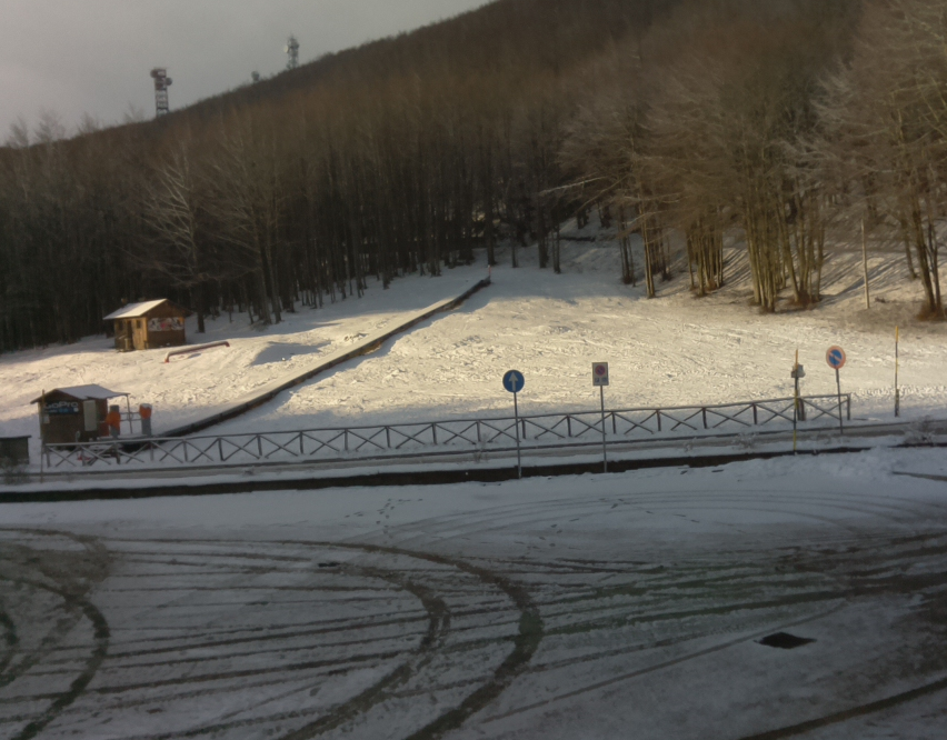 Tracollo termico in Romagna nel weekend. Torna la neve in collina