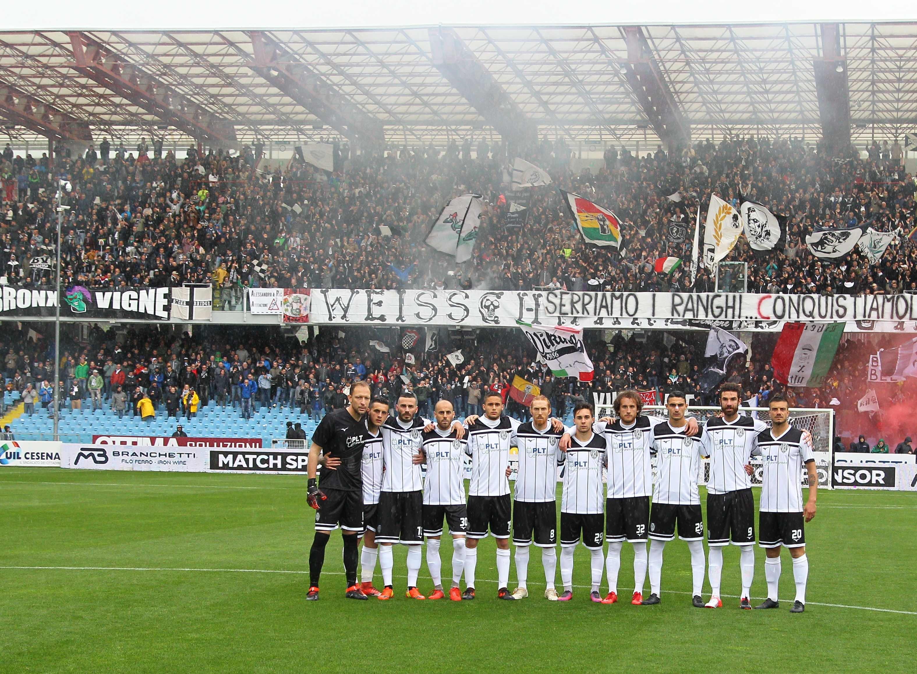 Calcio Serie D, esauriti i biglietti per Real Giulianova-Cesena