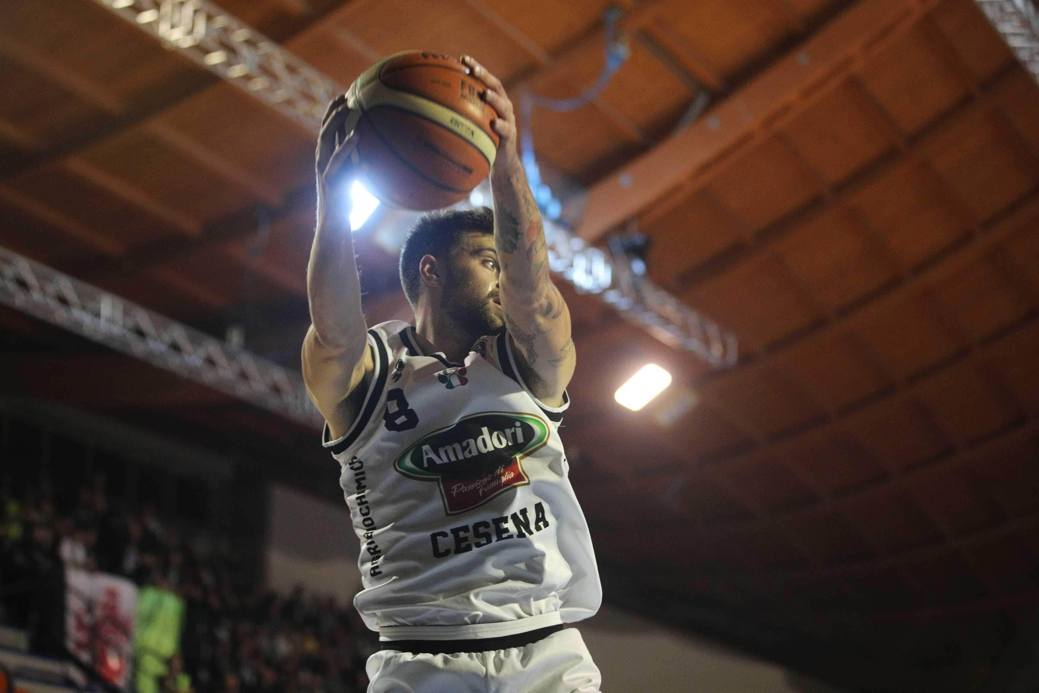 Basket B, il cammino dell'Amadori in finale play-off