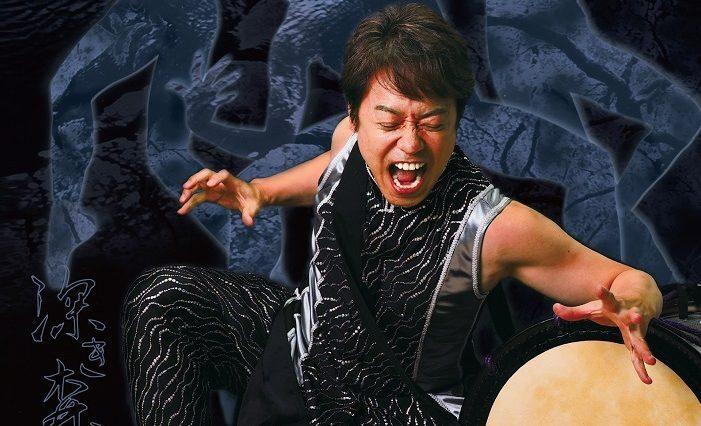 Eto con il suo tamburo fonde musica e danza: un tripudio di energia