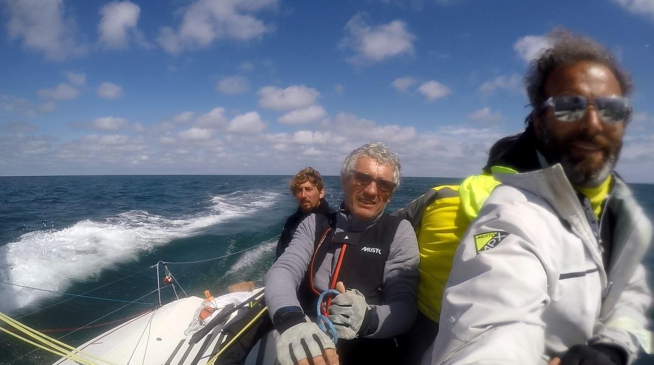 Vela: alla Pesaro-Pola la barca più piccola arriva prima