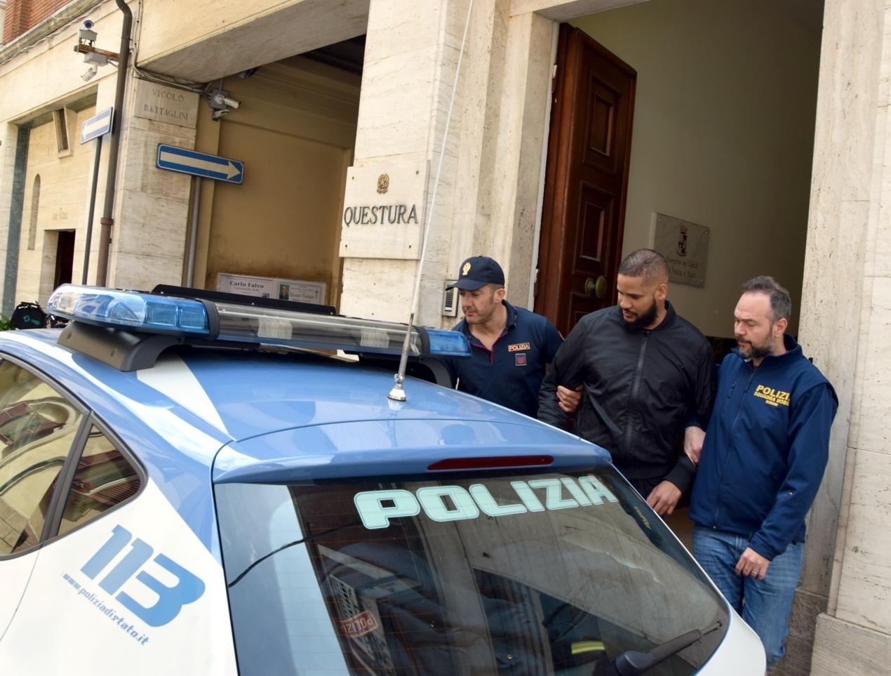 Arrestato a Rimini ricercato internazionale