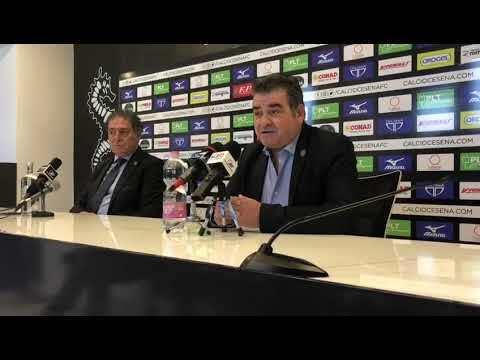 Calcio C, il Cesena si separa dal diesse Alfio Pelliccioni