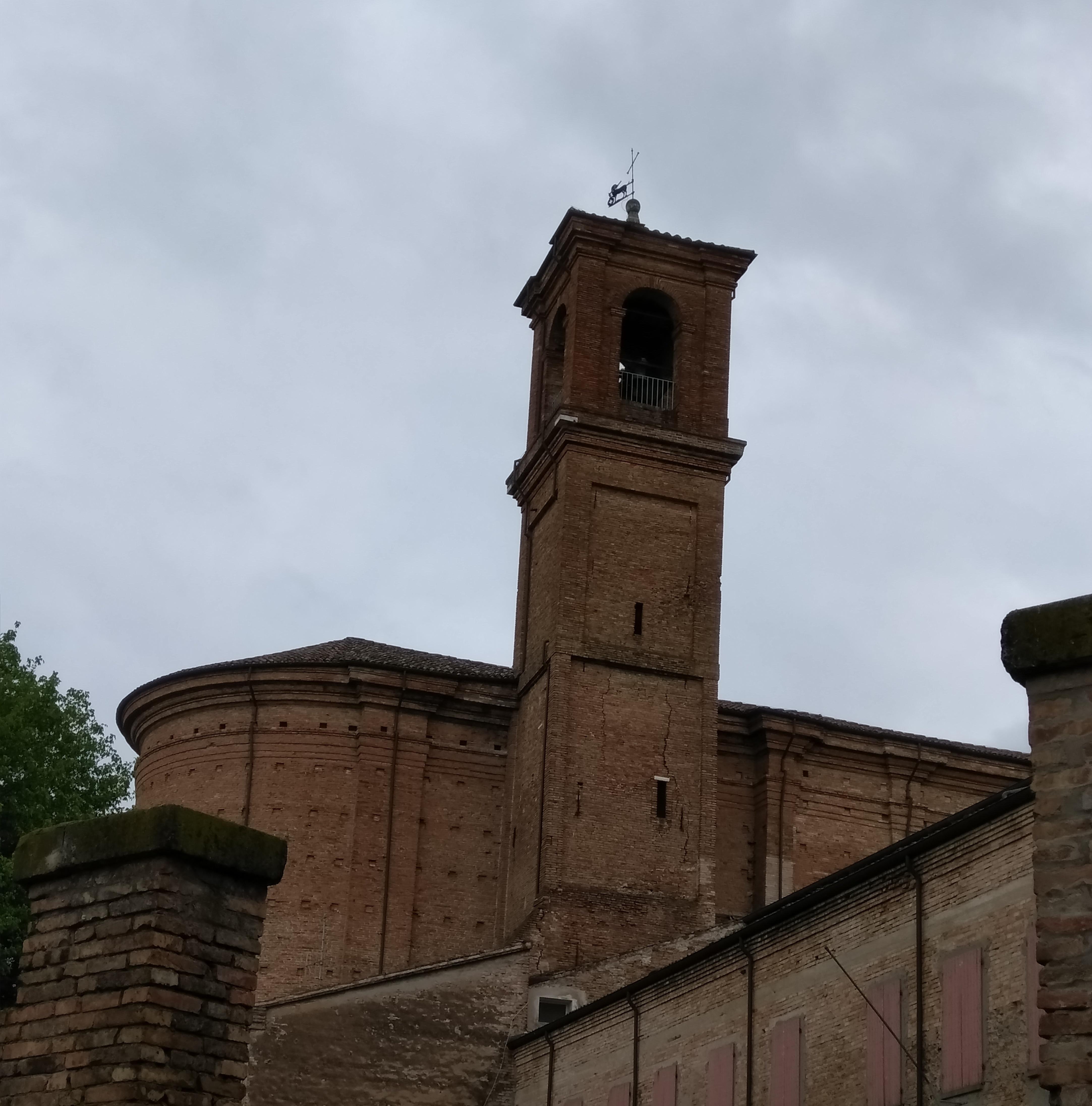 Anche il Rotary Cesena  per il restauro del campanile di San Domenico