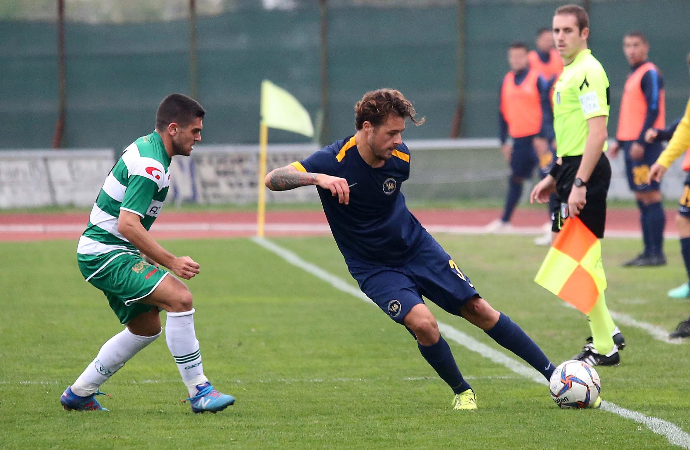 Calcio serie D, Santarcangelo retrocesso, San Marino salvo
