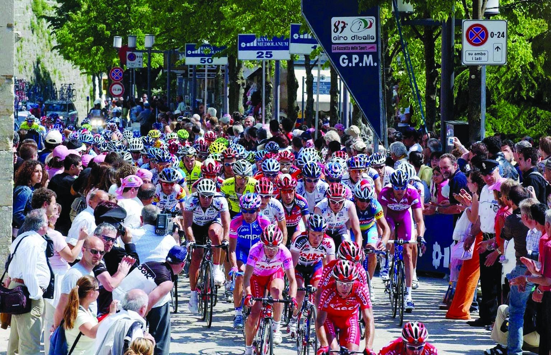 Parte il Giro d'Italia, Emilia-Romagna protagonista