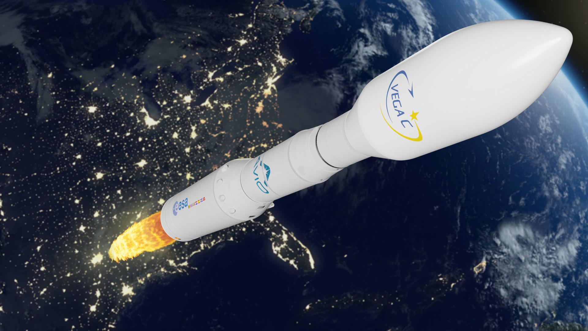 La spinta per i nuovi razzi dell'agenzia spaziale europea è made in Ravenna