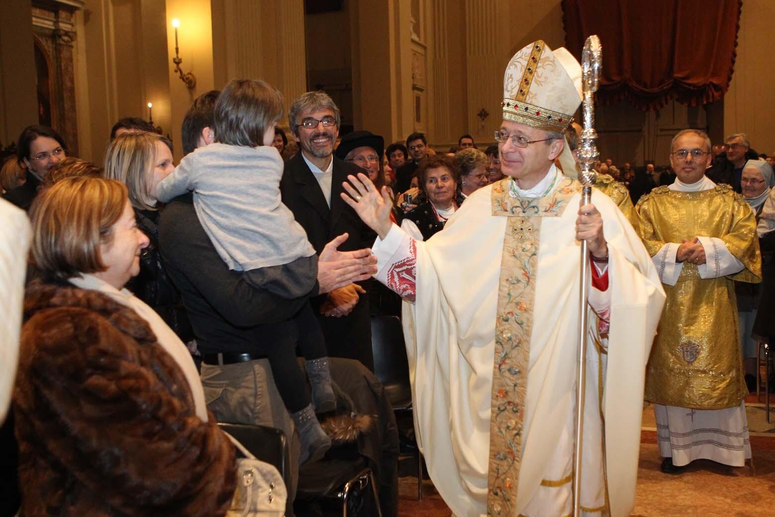 Imola, monsignor Cavina si dimette da vescovo di Carpi
