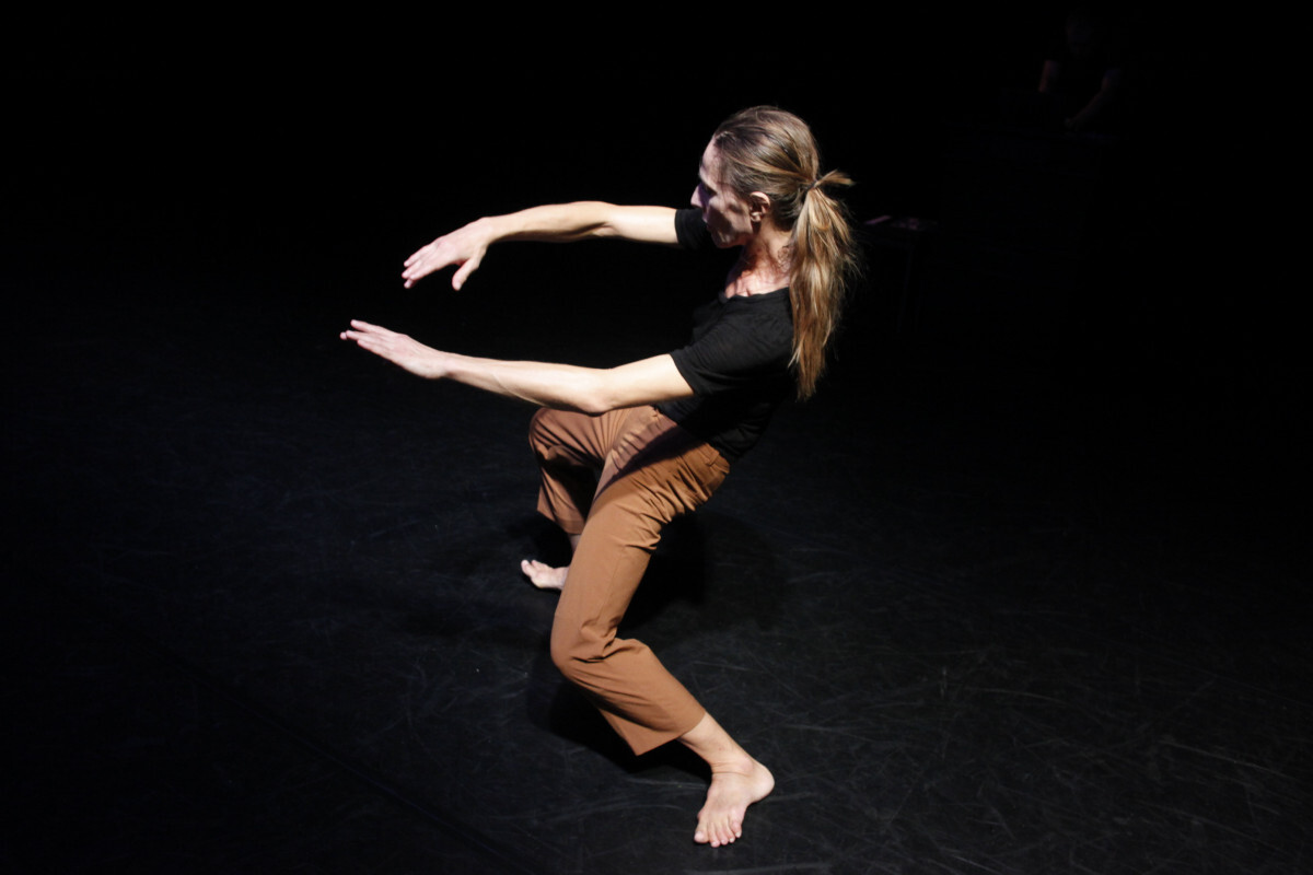 Il Premio Hystrio alla danzatrice romagnola Simona Bertozzi