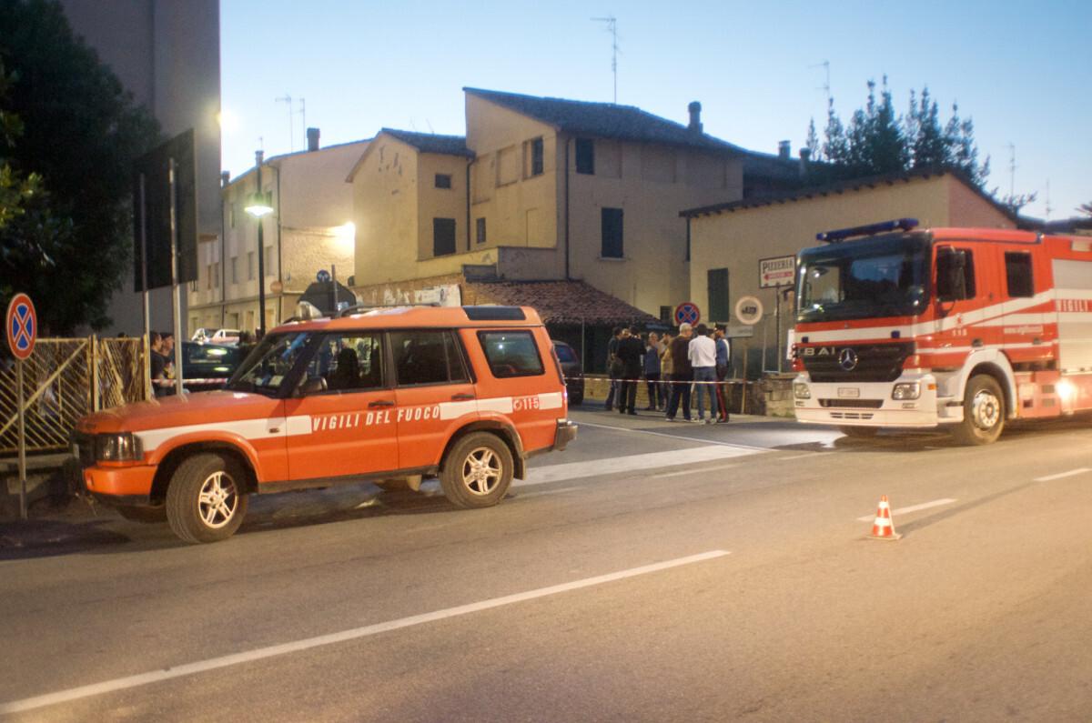 Morto carbonizzato a Massa Lombarda per un incidente domestico