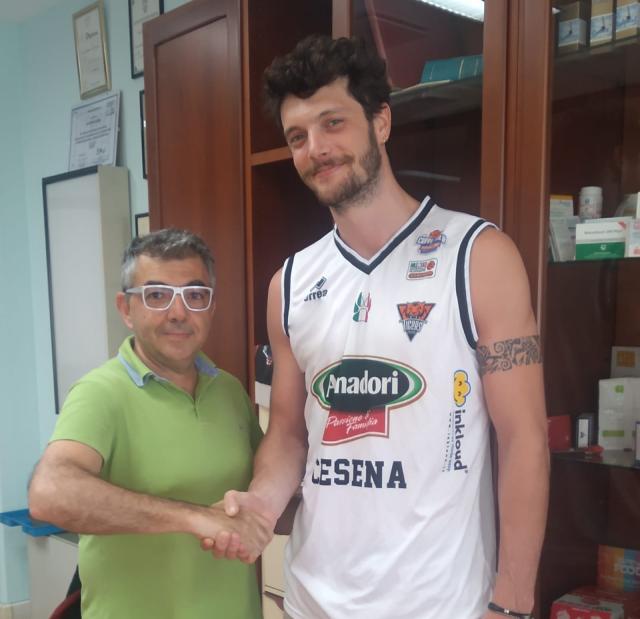 Basket B, I Tigers Cesena confermano Chiappelli