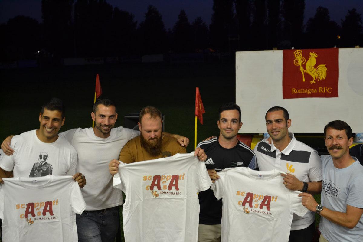 Rugby, il Romagna Rfc celebra una annata da sogno