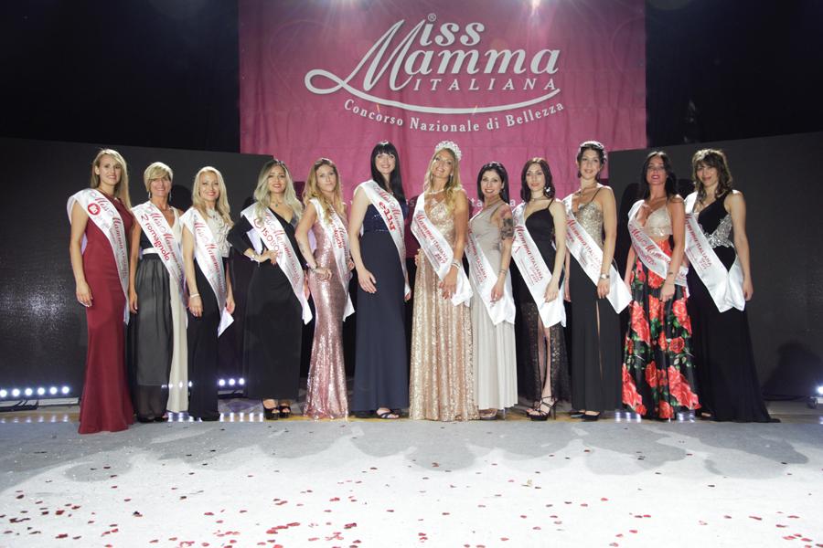 Gatteo, la padovana Emanuela Bonamin è Miss Mamma Italiana