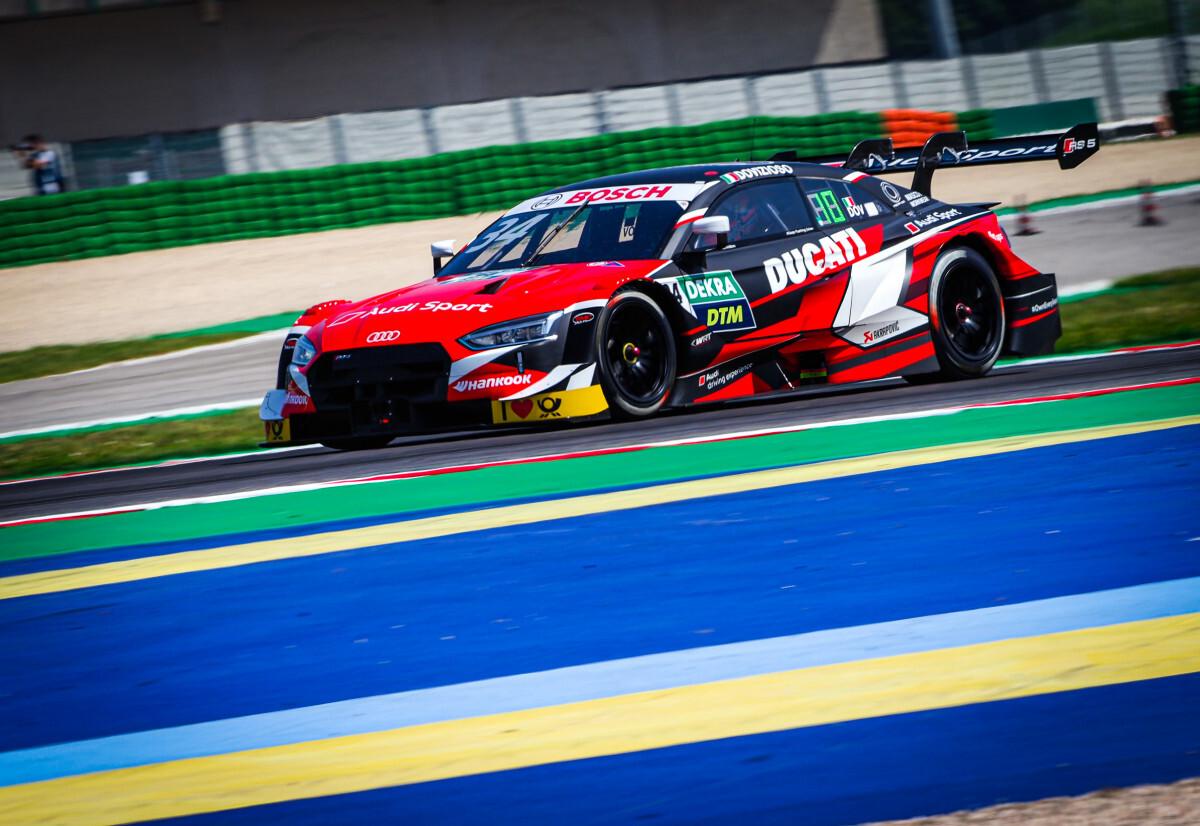 Automobilismo, Dovizioso 12° nel campionato DTM a Misano