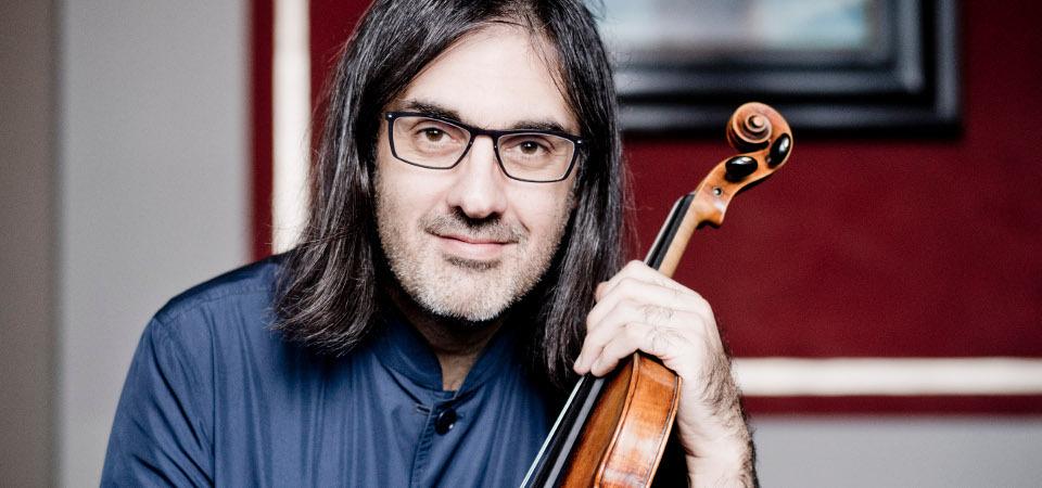 Leonidas Kavakos e il suo Stradivari al Ravenna festival