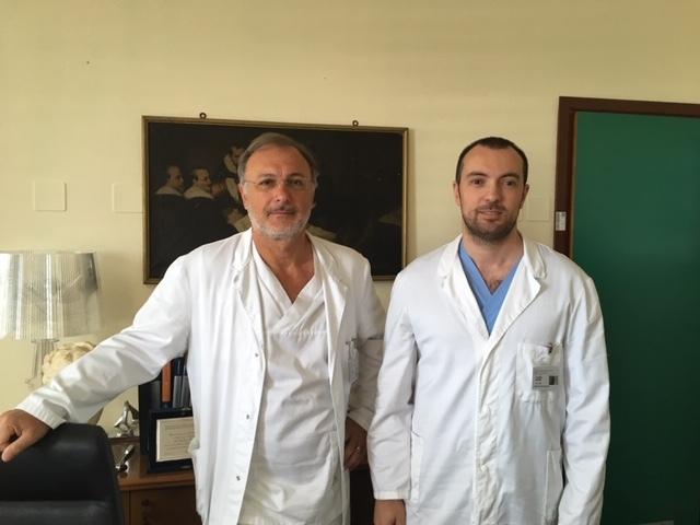 Premio europeo per la Neurochirurgia del Bufalini di Cesena